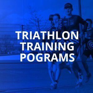 Triathlon Training Programs