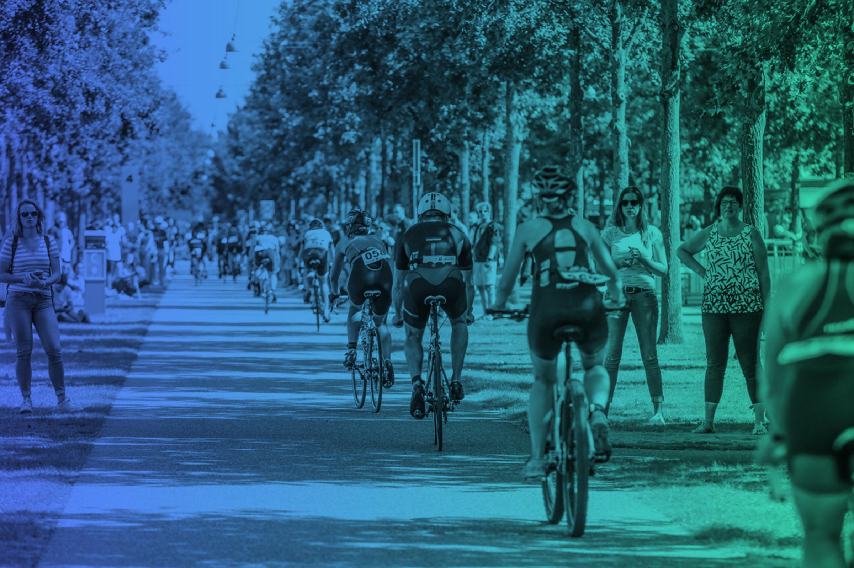 Tour de Campus fun competition
