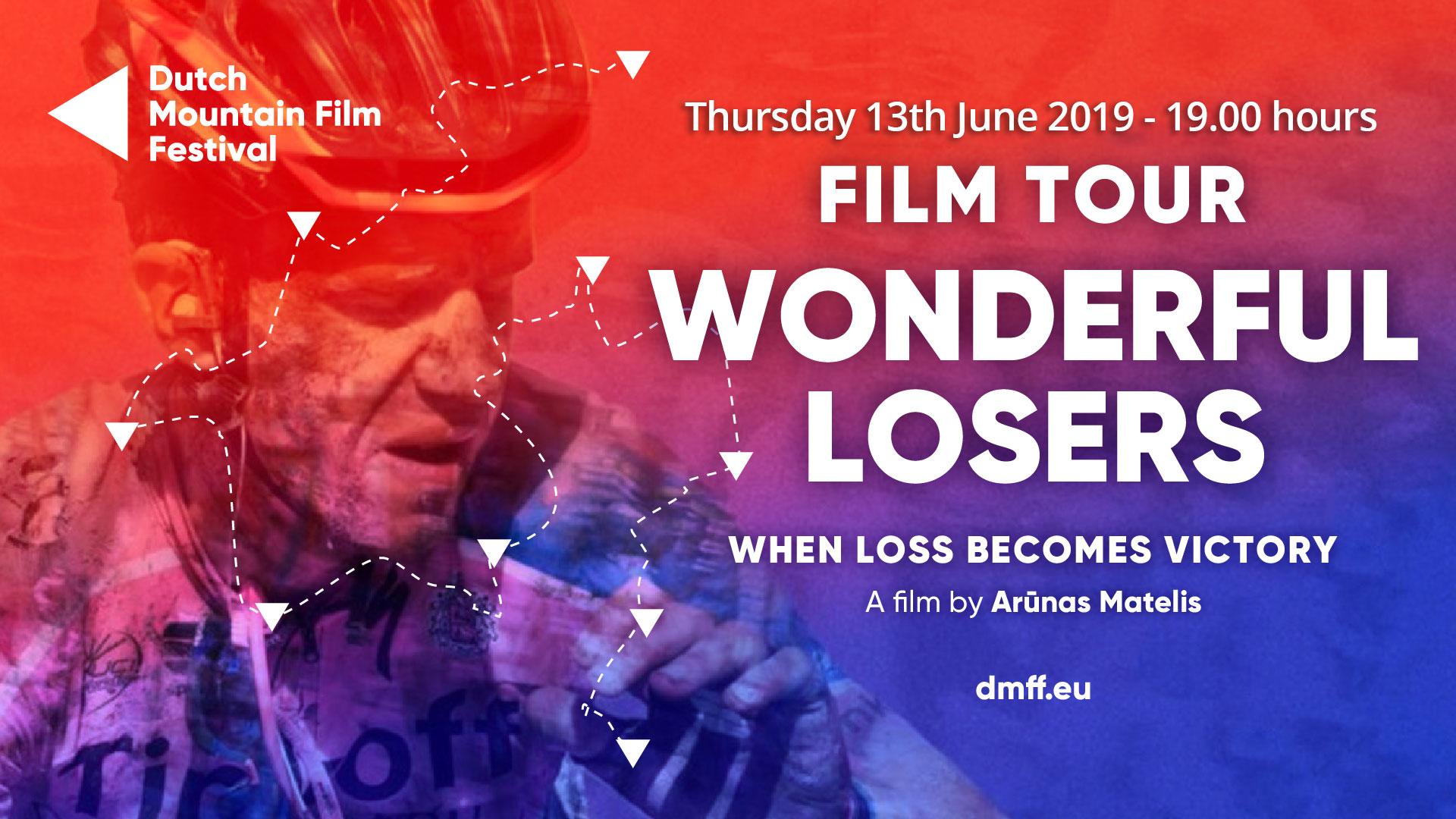 Film screening Wonderfull Losers: A Different World